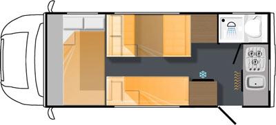 Elddis Autoquest Floorplan