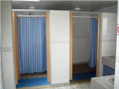 Excellent showers