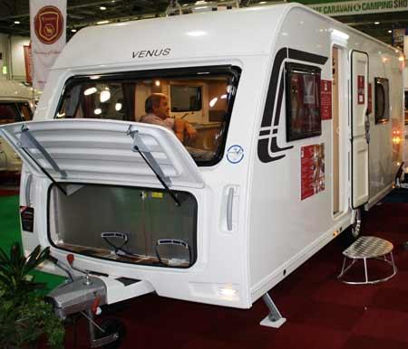 lunar venus touring caravan
