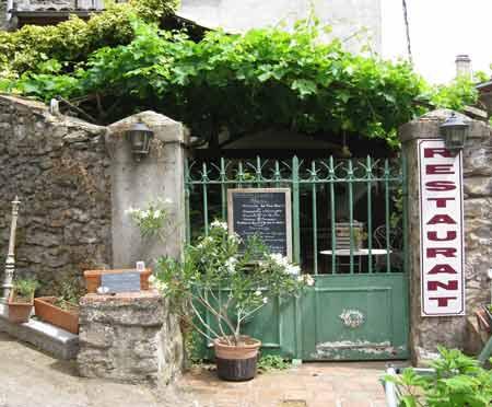Le Relais Fleurie Restaurant