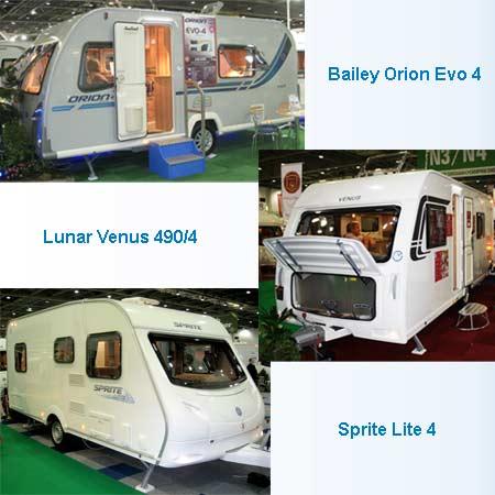 All three caravans