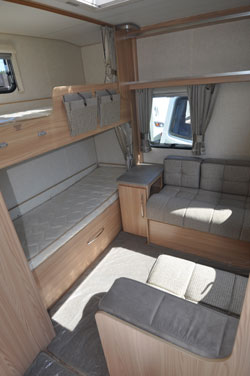 amara rear seating area