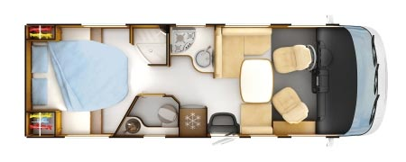 rapido floorplan