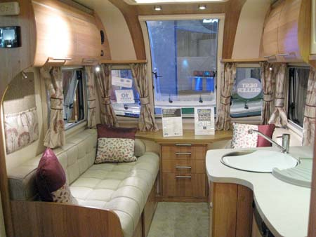 Bailey Pegasus GT65 Rimini Lounge