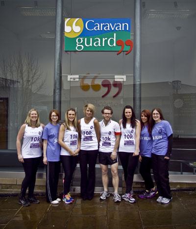 Overgate run volunteers