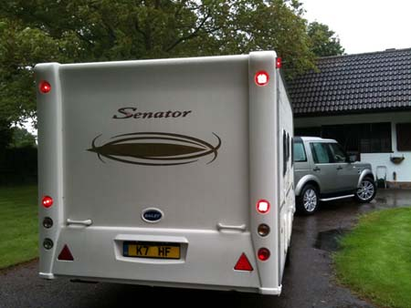 Do I need insurance when my caravan or motorhome is kept at a storage facility?