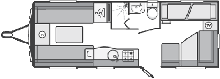 Floor plan Eccles sport 586
