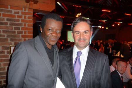 Caravan Guard win at UK Broker Awards 2013