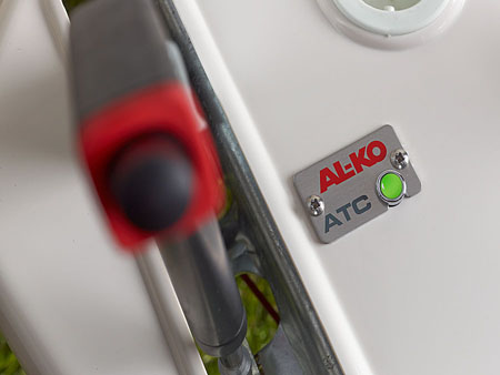 Some 2014 models come with the AL KO ATC Trailer Control System