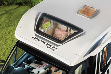 Bailey Approach Compact 540 - Opening Skylight