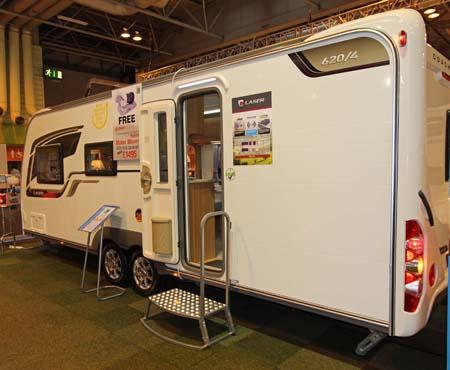 Coachman Laser 620 Exterior 2