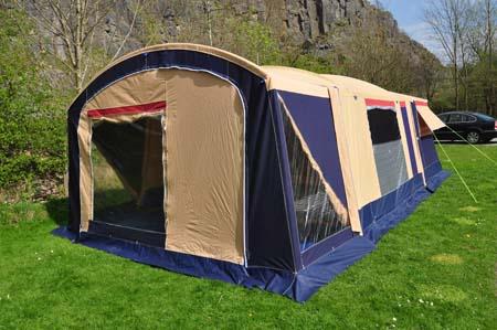 Trigano Galleon Camper exterior 1