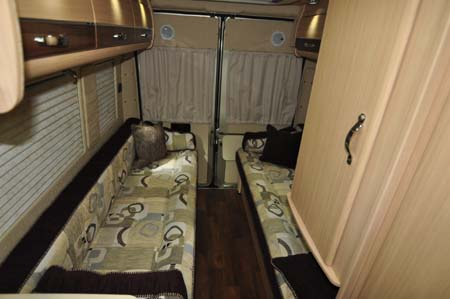 Auto-Sleeper Warwick Duo lounge