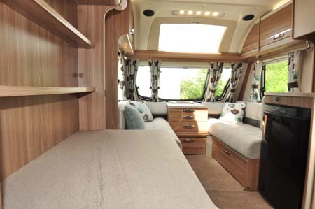 Swift Challenger Sport 514 Bed