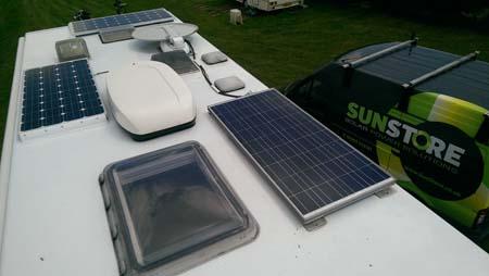 VisionPlus Solar 40