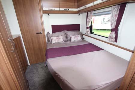 Elddis Affinty 540 Bed