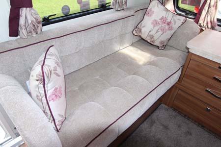 Elddis Affinty 540 Sofa