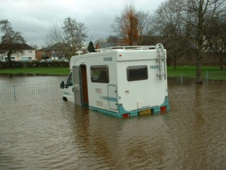 Spring's most common motorhome claims