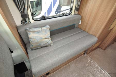 Swift Esprit 412 Seating