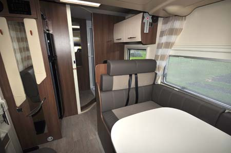 Chausson Flash 610 Interior