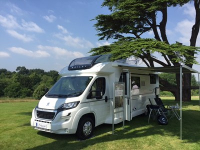 Bailey launch new Approach Autograph motorhome range thumbnail