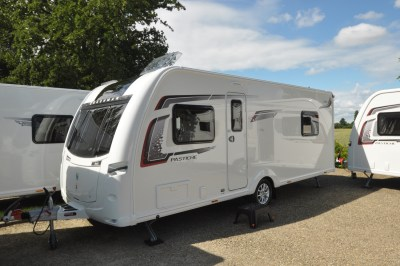 2017 Coachman Pastiche 545 caravan review thumbnail