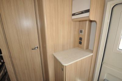 Coachman Pastiche 545 TV stand