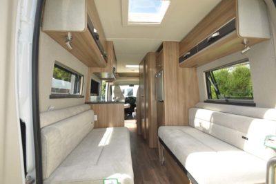 2017 Autocruise Select 184 Motorhome Review Caravan