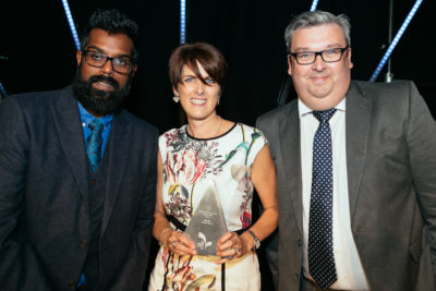 Caravan Guard win Schemes Broker of the Year award