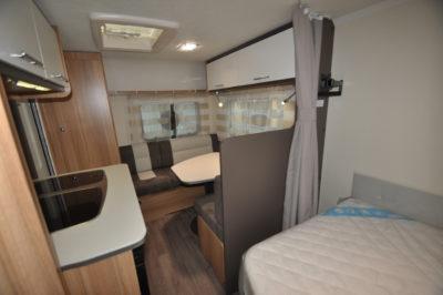Caravelair Antares 420 interior
