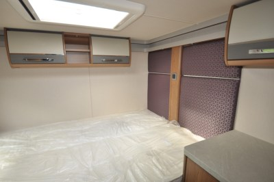 AutoTrail Serrano Double Bed