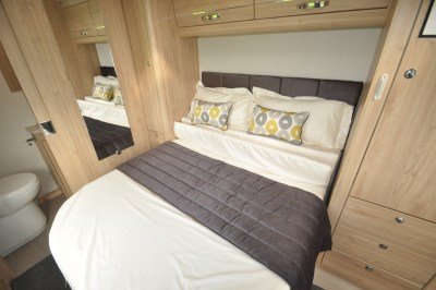 Elddis Xplore 554 Double Bed