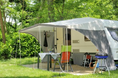 caravan and caravanning accessories