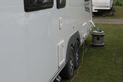 Aqua roller caravan accessories