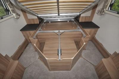 Swift Bessacarr 599 Underbed Storage