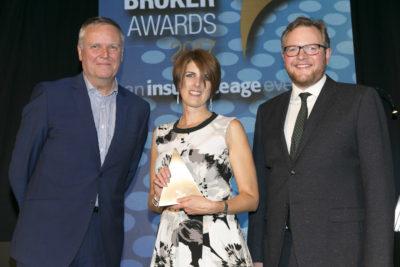chemes Broker of the Year insurance award