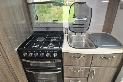 Auto-Sleeper Bourton Kitchen