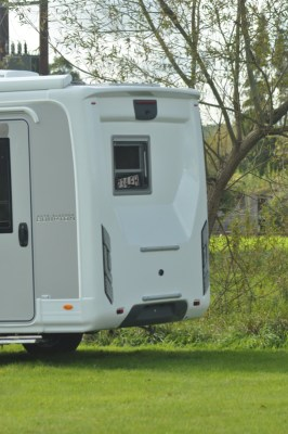 Auto-Sleeper Bourton Rear