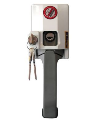 HEOSafe motorhome and caravan exterior door lock