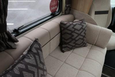 Elddis Accordo Motorhome Upholstery