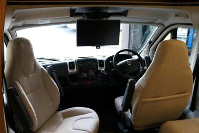 Auto-Trail Imala 732 Cab Seats