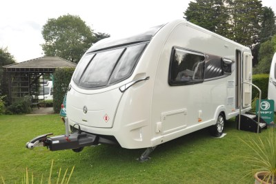 Swift Elegance 530 Exterior