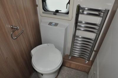 Swift Elegance 530 WC