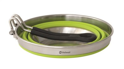 outwell Collaps Saucepan Lime Green