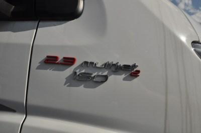Knaus Sun Ti 700 MEG motorhome badge