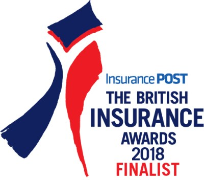 2018 British Insurance Awards finalist
