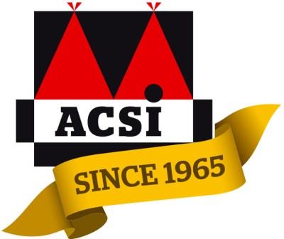ACSI since 1965 logo