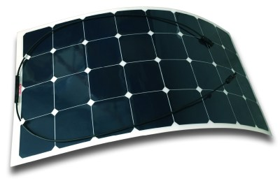 SolarFlex caravan and motorhome solar panel