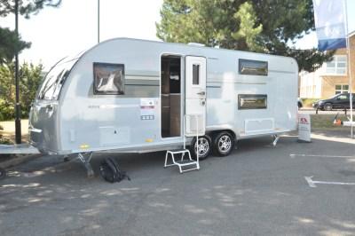 2019 Adria Adora 623 DT Sava caravan exterior 1