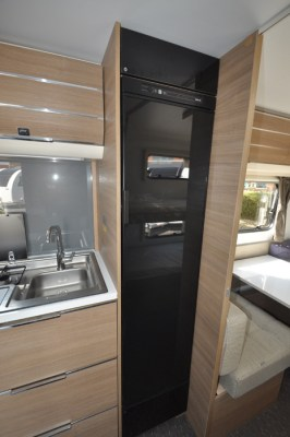 2019 Adria Adora 623 DT Sava caravan fridge freezer